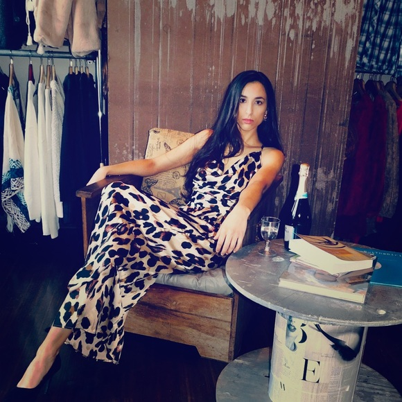 bartique Other - Animal print jumpsuit